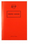 Silvine Notebook Feint Lined - Memo Book - 36 Leaves